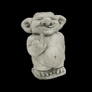 Troll Stinkefinger