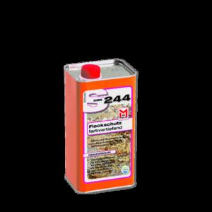 S244 – Fleck Schutz Imprägnierung – farbvertiefend 0,25L