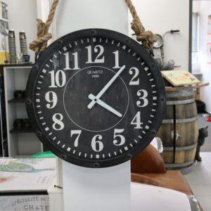 Uhr mit Seil Dave L (40 cm)