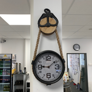 Uhr Parker am Seil S (53 cm)