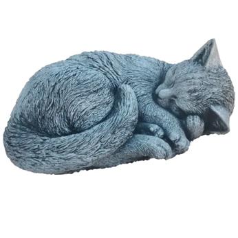 Katzenfigur für den Garten Deko und Ambiente Natursteinpark Horn