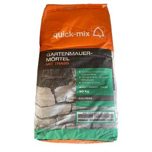Quick Mix Gartenmauermörtel
