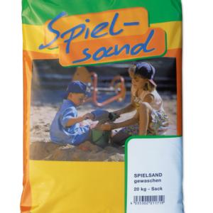 Spielsand im Sack (20 Kg)